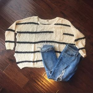 Free People Sweaters - Free People Greenwich Village Pullover